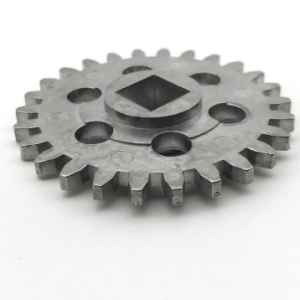 Custom Precision Nonstandard Sized Cast Aluminum Spur Gear